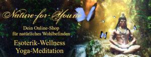 Shop für Esoterik, Wellness, Yoga & Meditation